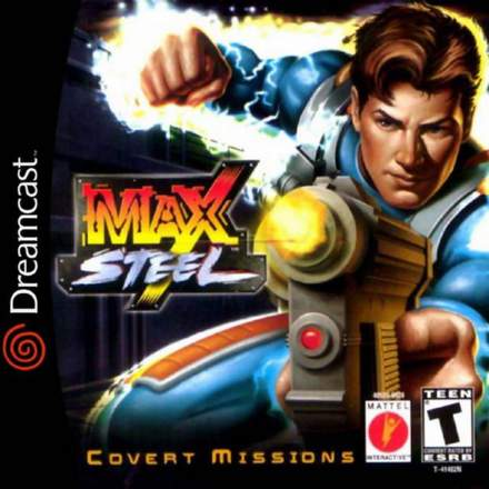 Max Steel: Covert Missions (Canceled)