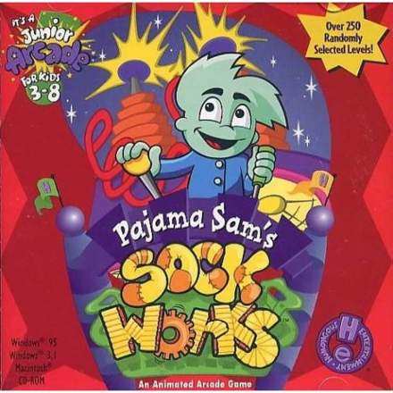 Pajama Sam's Sockworks