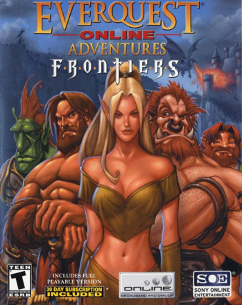 EverQuest Online Adventures: Frontiers