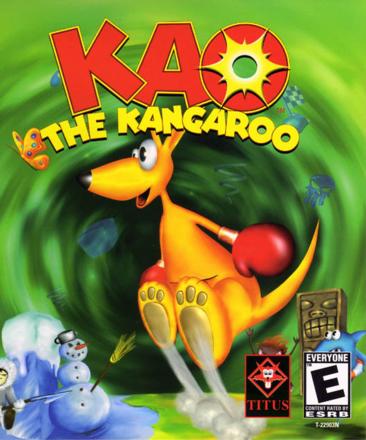 KAO the Kangaroo (2000)