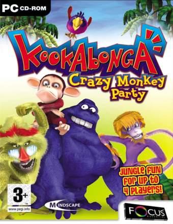 Kookabonga Crazy Monkey Party
