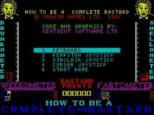 How to be a Complete Bastard Game