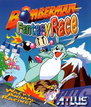 Bomberman Fantasy Race