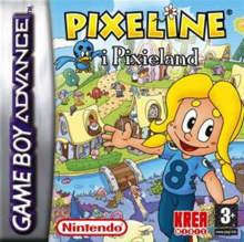Pixeline i pixieland