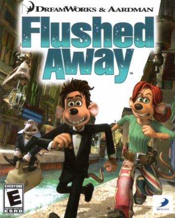 DreamWorks & Aardman Flushed Away