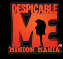 Despicable Me: Minion Mania