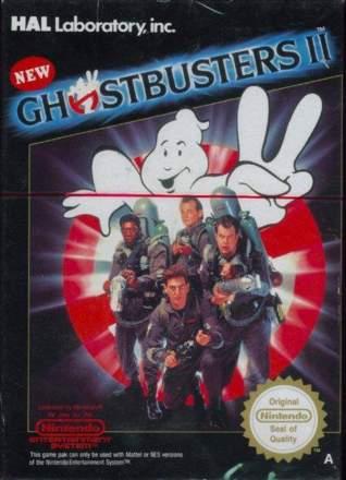 New Ghostbusters II