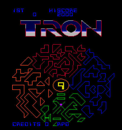 Tron (1989)