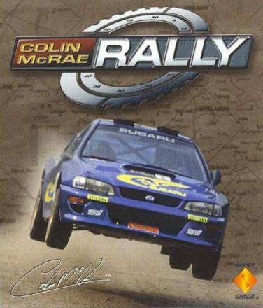 Colin McRae Rally (2000)