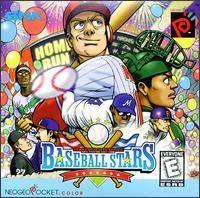 Baseball Stars Color