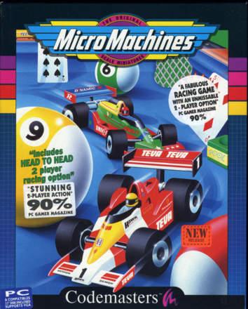Micro Machines (1993)