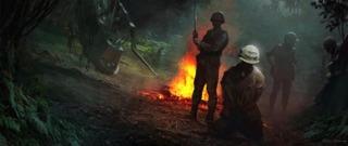 Concept art for Fog of War