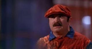 Bob Hoskins in 1993's Super Mario Bros.