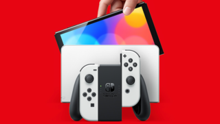 The Switch OLED model launches October 8