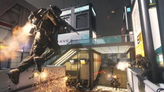Sledgehammer's current project, Advanced Warfare