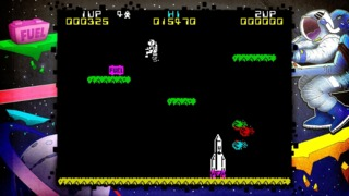 Jetpac and other ZX Spectrum games are OK in small doses, but that's about it.
