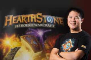 Hamilton Chu, Hearthstone's executive producer, has been working at Blizzard for more than seven years.