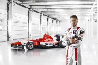 Mardenborough is now racing single-seater race cars.