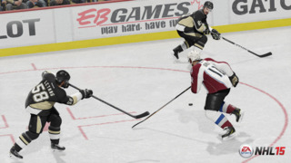 New AI and puck physics definitely help NHL 15 on the ice, but these improvements don't elevate the gameplay much above what was offered up with the franchise a year ago.