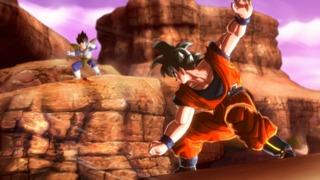 Vegeta vs. Goku