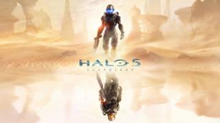 Agent Jameson Locke on the Halo 5: Guardians teaser.