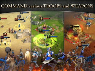 Age of Empires: World Domination was released for mobile devices in 2015.
