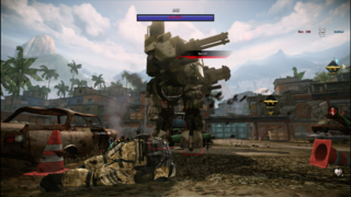 This mech will kill you. A lot.