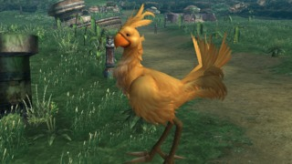 Why is a giant bird Final Fantasy's most recognizable remaining element?