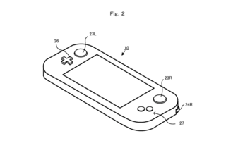 Pictured: An image of the device from the patent