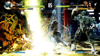 The pops and crunches of Killer Instinct's sound effects make attacks feel really painful.