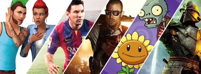Far-Out EA Games