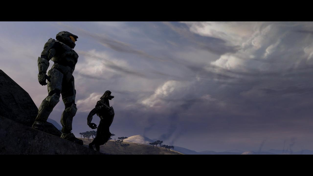Halo 3 on PC looks fantastic