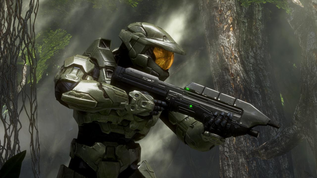 Halo 3 on PC looks stunning for a game from 2007