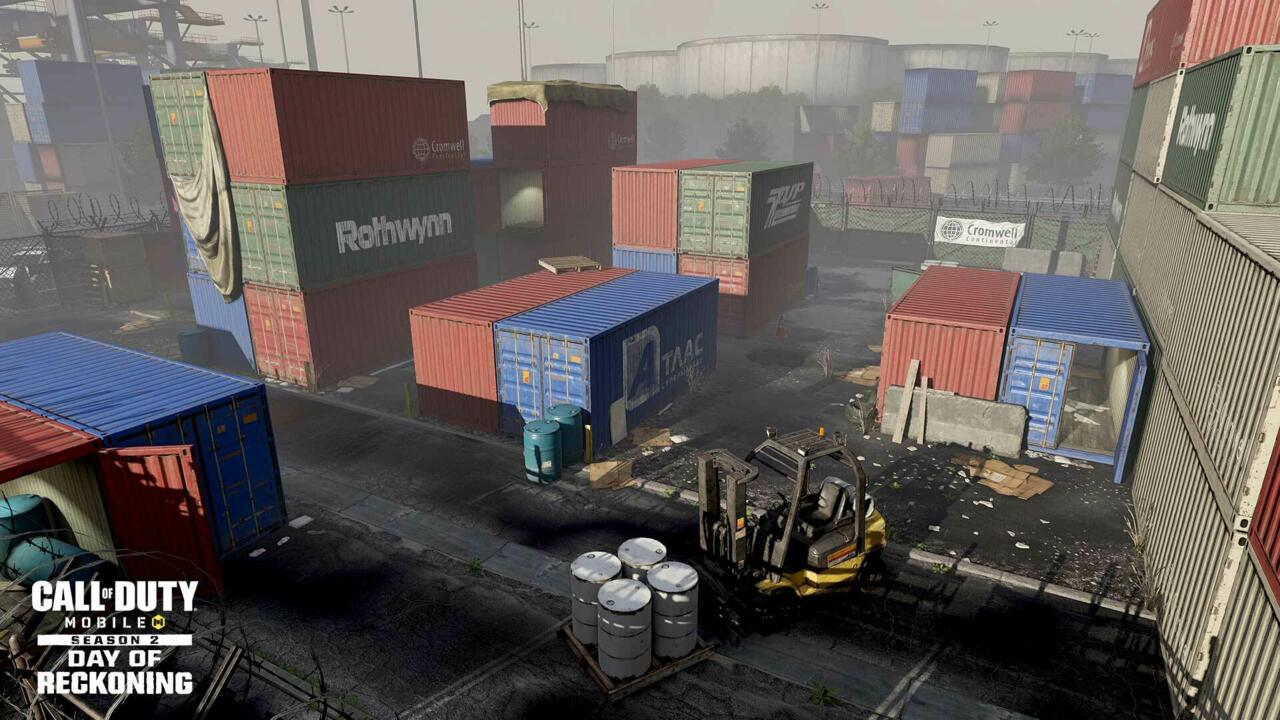 One of the smallest maps in Call of Duty history, Shipment, is now in COD: Mobile
