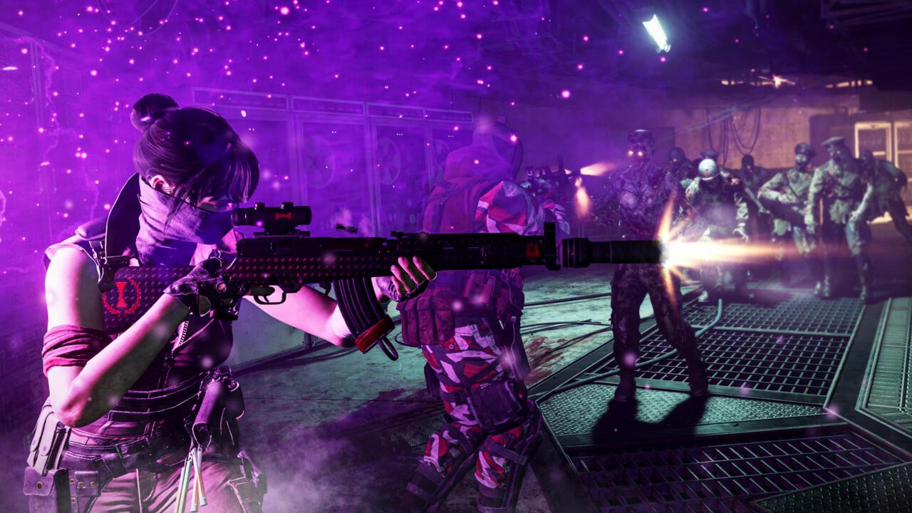 A primeira missão principal está chegando a Zombies