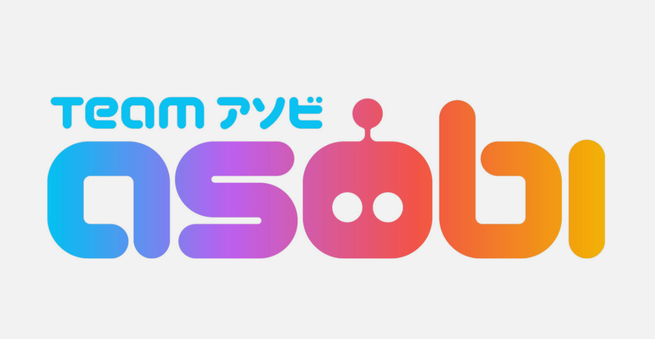 The new Team Asobi logo
