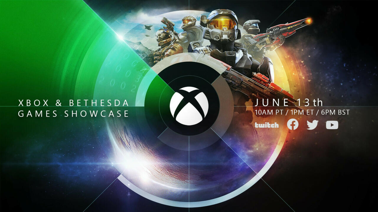 Halo Infinite should be a big part of the Xbox/Bethesda Games Showcase