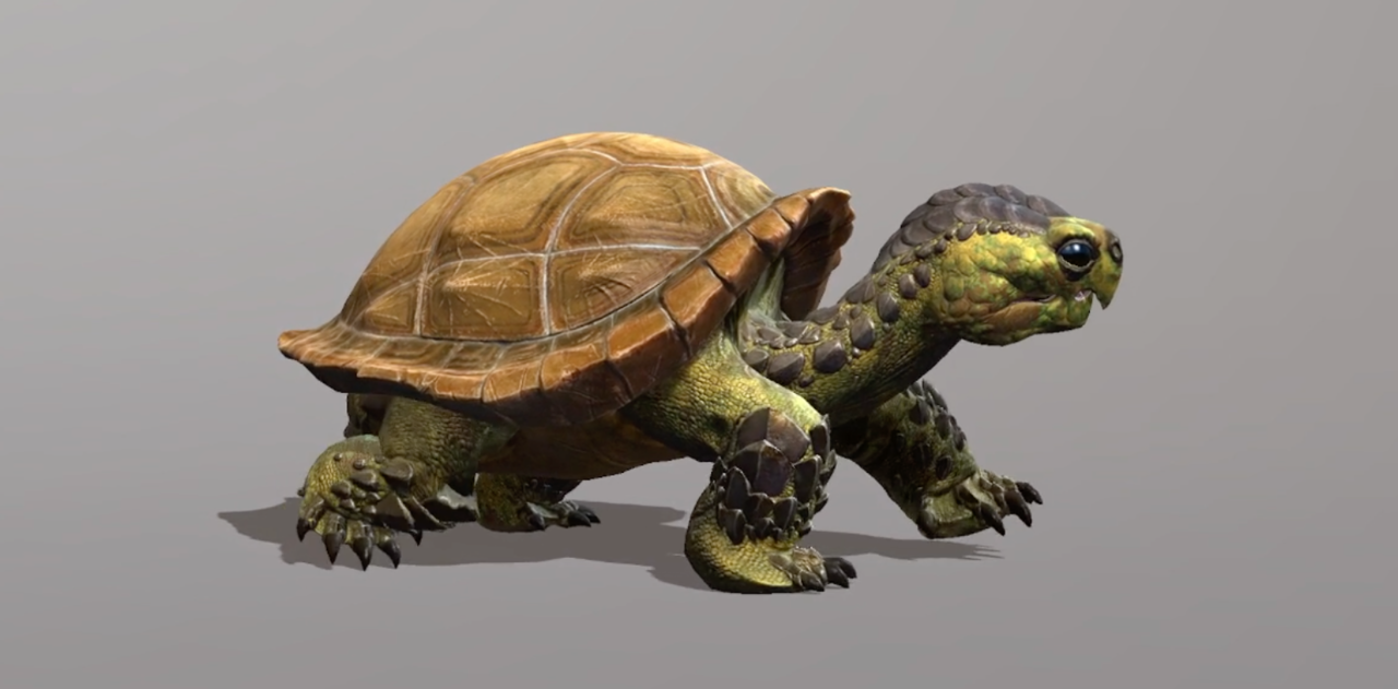 Behold, the Siege Turtle