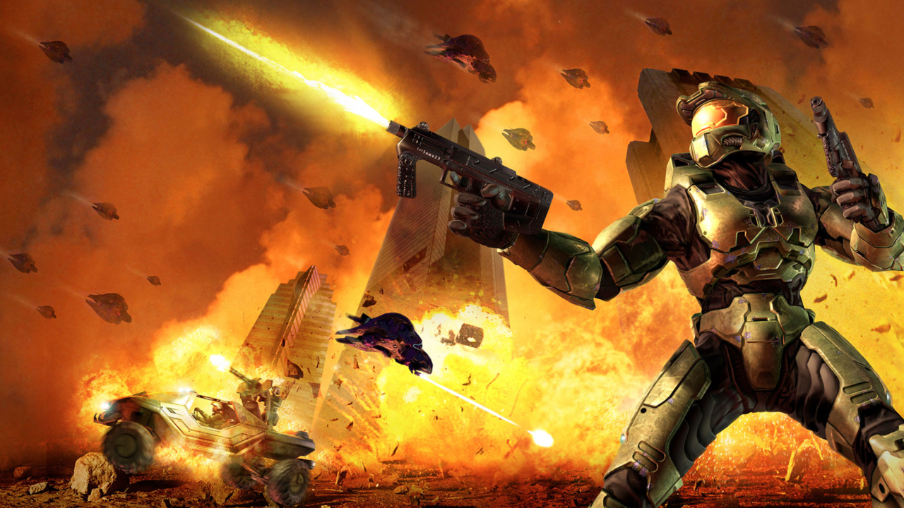 Halo 2 pushed the series forward on Xbox Live