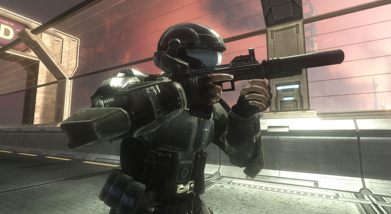 ODST began as a small project and scaled up to a full game