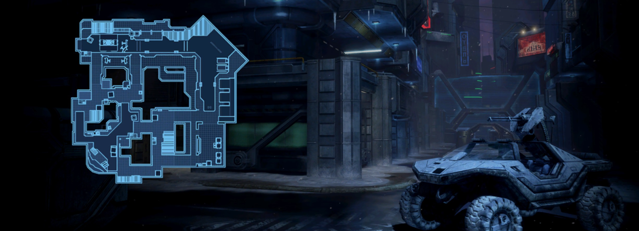 Halo 2's Turf is coming to Halo 3 as Icebox