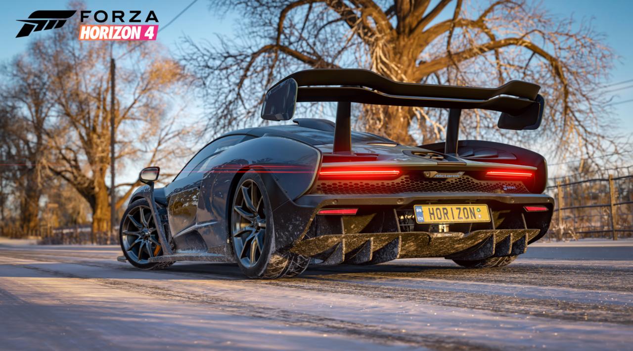 Forza Horizon 4 is set in the idyllic British countryside