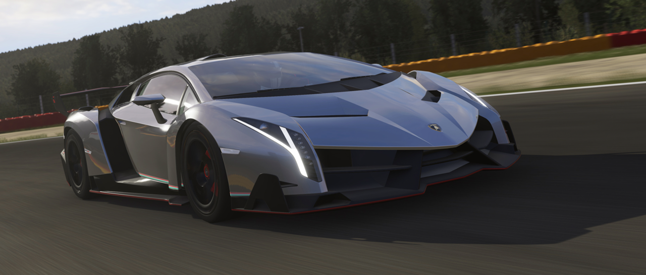 Supercars are all the rage in Forza Motorsport 5