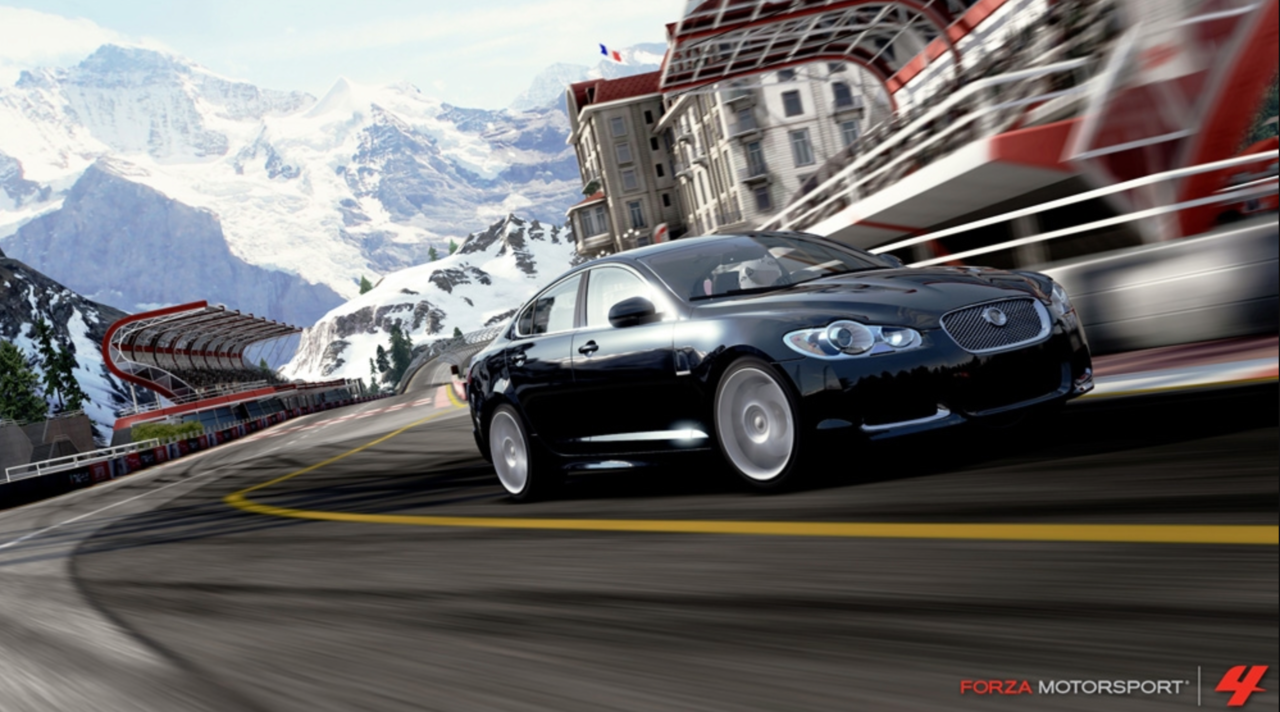 Forza Motorsport 4 raced onto Xbox 360 in 2011
