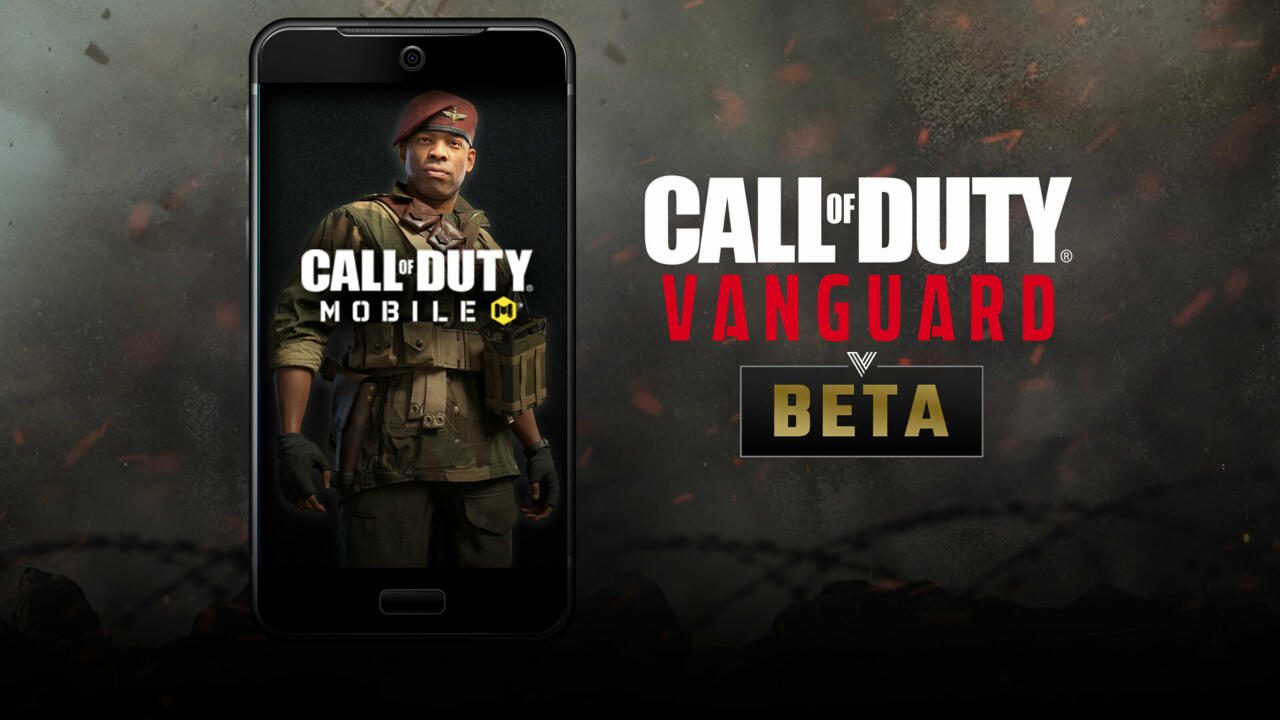 You can play as Kingsley in Call of Duty: Mobile