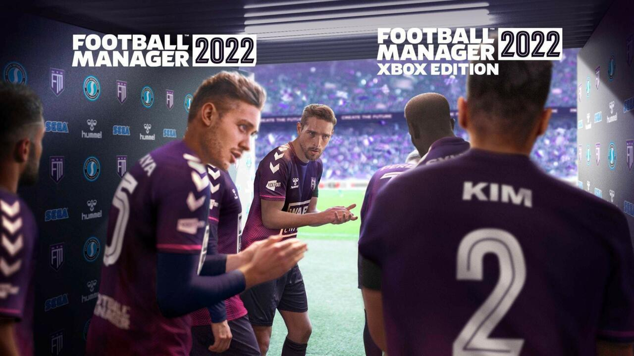 Football Manager 2022 comes to Game Pass in November