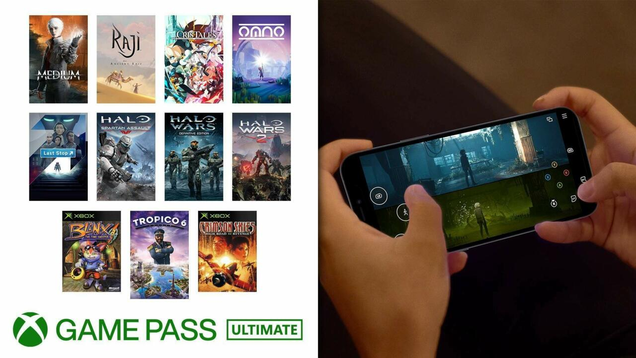 11 more Game Pass titles now support touch controls