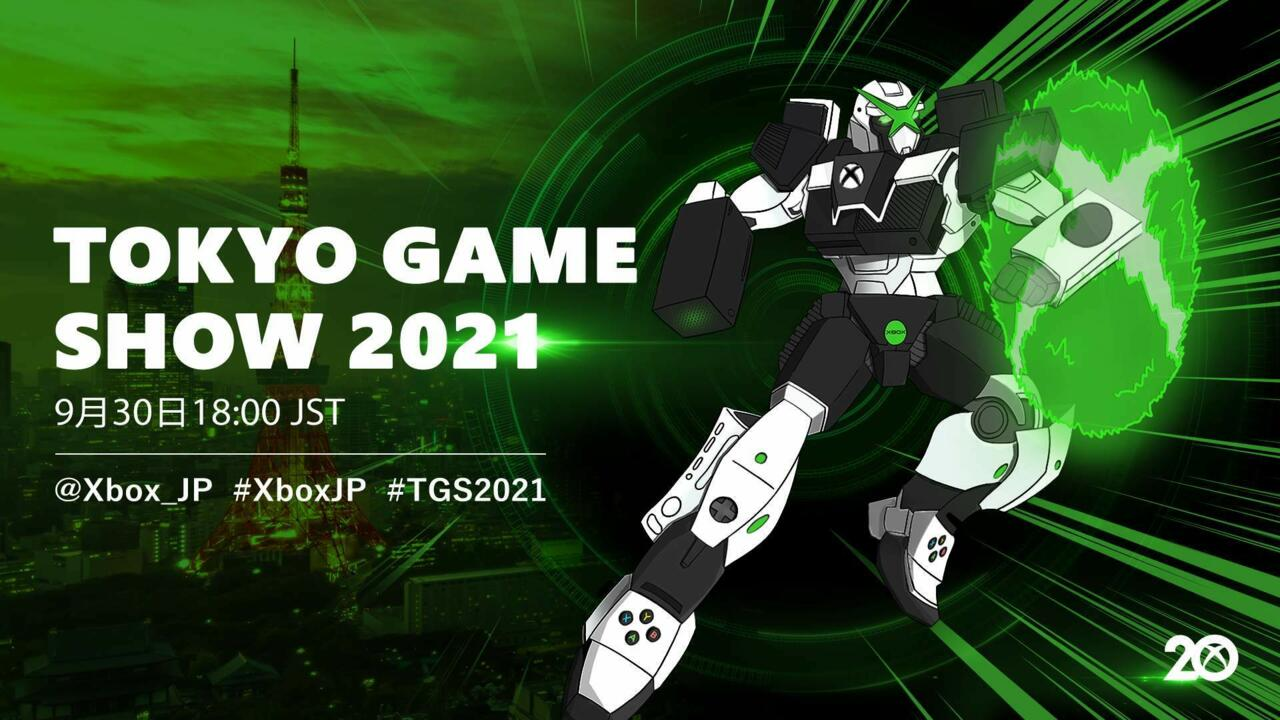 The Xbox showcase at Tokyo Game Show takes place on September 30