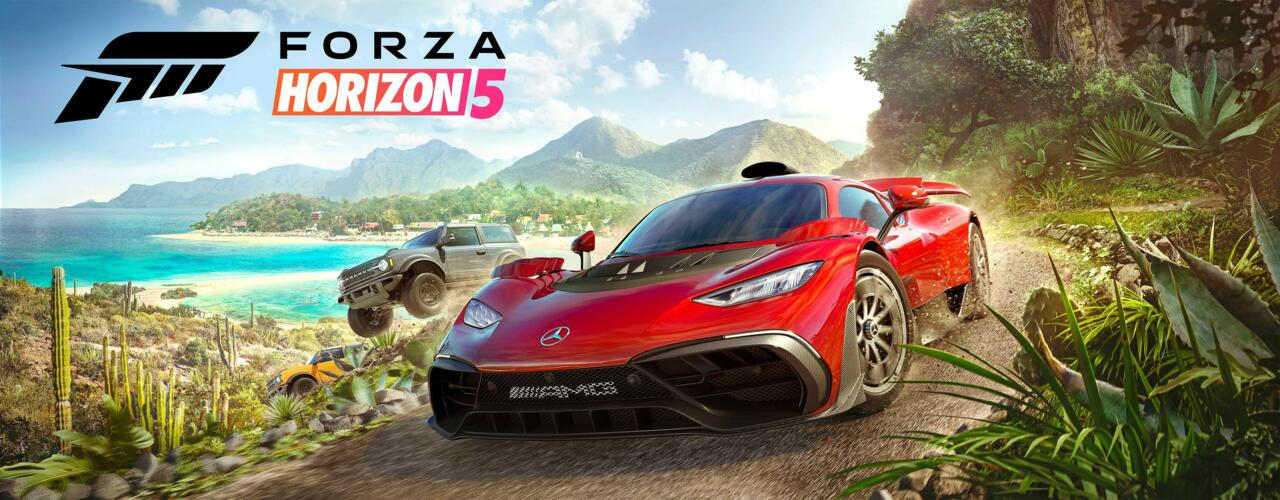 The Forza Horizon 5 cover cars