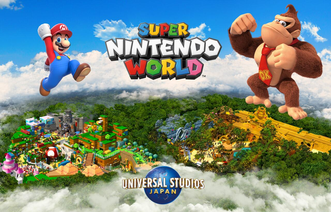 Super Nintendo World is set to grow in a big way in 2024 with the DK land